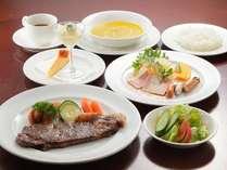 岩手和牛のステーキ♪ディナープラン(2食付き)