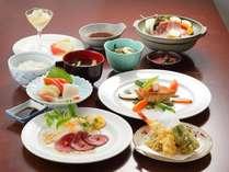 和食と洋食のコラボレーション[和洋折衷膳]プラン
