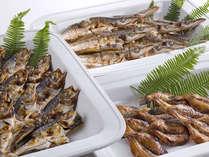 地魚の干物!これを食べなきゃ朝は始まりません。伊勢志摩に来たら新鮮な干物をご賞味あれ