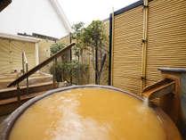 露天風呂からは有馬温泉が一望できます。
