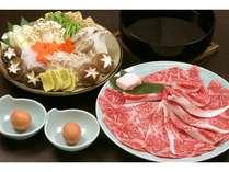 【おすすめプランお日にち限定!!】焼き方にこだわり!本格上州牛すき焼き御膳プラン
