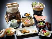 リーズナブルな和食会席(一例)