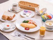 *朝食 洋食セット