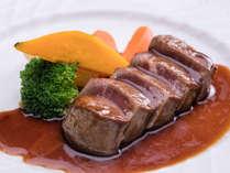 *夕食 肉料理  一例