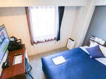 ◆デラックスシングルルーム◆ベッドサイズ:122×195cm 全室スランバーランドベッドを完備しております。