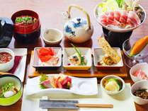 【ご夕食】料理長おまかせ少食・ヘルシープラン