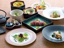 素材の良さを最大限に…和洋創作料理(一例です)