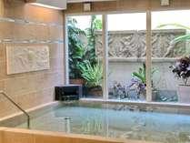 身体と心を癒す場所...大浴場をご利用くださいませ