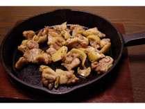 大和肉鶏鉄板焼き