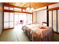PINK和洋クラシックの落ち着いたお部屋です。