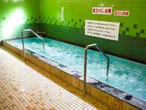 人工ラジウム温泉発生装置から放出されるトロン・ラドンガスにより全身針治療のような効果が期待できます。