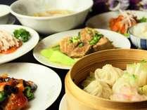中華夕食♪おまかせメニューです