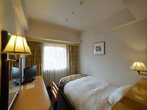 シングルルーム:14平米・スランバーランドベッド/ベッド幅122cm