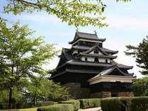 国宝 松江城~松江の四季を感じることができます~