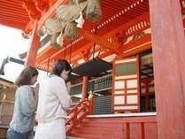 """""""赤い糸""""を連想させるような・・・。~日御碕神社~"""