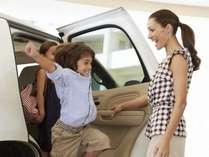 【駐車場無料】車で自由自在の旅へ!<食事なし>