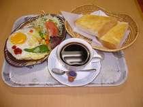 朝食300円メニュー