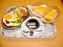 朝食¥300メニュー