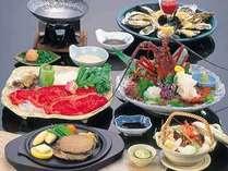 ≪雅膳≫伊勢海老も、松坂牛もアワビも…全部食べたい☆という方のためのグルメプラン♪