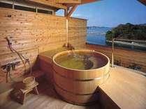 二の丸★貸切露天風呂★カップル、親子で過ごす一時。鳥羽湾の景色も、皆様だけのもの♪≪30分/¥3150≫