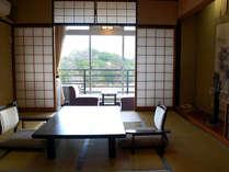 おまかせ和室(一例)お部屋は全てオーシャンビューです。