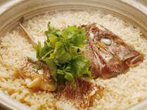鯛の味がしみ込んだ鯛飯!絶品です♪