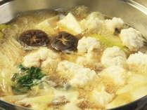 出汁も美味しいハモすき鍋