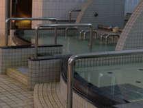 天然温泉「りっかりっか湯 」10種類のバスプログラム