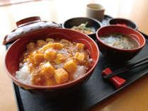 [日替わりお手軽無料夕食] マーボー丼セット