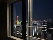 ポートタワー側(景観)