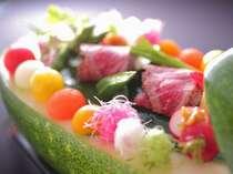 野菜ボート