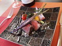 三浦野菜とシェフのアイデア料理。
