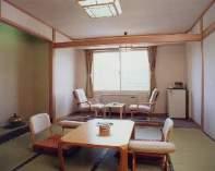 和室8畳【静山閣】又は【聴水閣】リーズナブルな価格とシンプルさを大切にしました