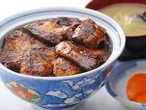 和食お食事処「丹頂」の豚丼。おすすめです。