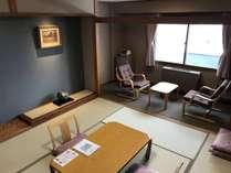 【聴水閣禁煙和室8畳】2018年4月より、和室にも禁煙のお部屋をご用意。