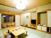 【6月平日限定】お部屋グレードアップ!初夏のおんねゆ温泉でのんびり/和食膳