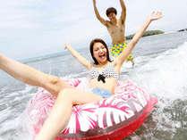 【青島ビーチ】楽しい~♪夏は海水浴ができます!車で約30分★