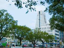 【JR宮崎駅から徒歩5分の好立地!】近隣施設も充実♪