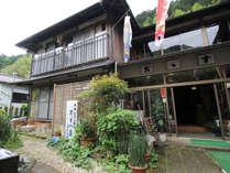 *【外観】170年の歴史を刻む当館。自慢の豆腐料理でおもてなし致します。