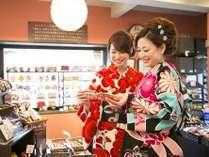 京都巡りはかわいい着物で、はんなり観光&ショッピング♪