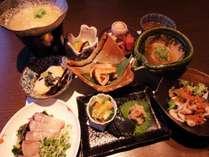 夕食提携店『町衆料理京もん』乾燥する冬は豆乳鍋であったかすべすべ♪(宿泊プラン「エステコース」付)