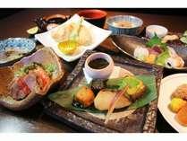 京もん 「秋のプレミアムコース」秋の味覚と京の贅沢食材を取り入れた特別コースです!