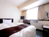 シングル(広さ13.1~15.4平米、ベッド幅85~110cm)