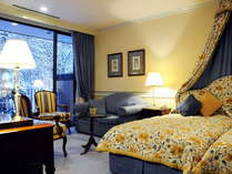 客室の一例(冬)