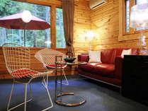 一室ごとに異なるインテリアの客室(一例)