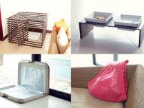 プールヴィララグーンスイートVIDルーム/ドッグフェンス、食器、折り畳み式トイレ、ペットシート等完備