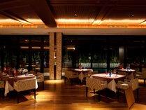 グランマーレ/フレンチの技法を取り入れた高級イタリア料理レストラン。