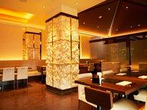 HORIZON (リゾート内レストラン)/ビーチの水平線を眺めながらお食事が楽しめます。