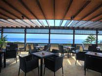 スターダストガーデン(リゾート内レストラン)/宮古島の海を一望する格好のロケーション。