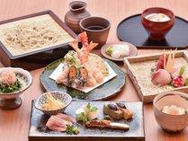 蕎麦居酒屋 彩海(リゾート内レストラン)/宮古島産のそば粉を使った手打ち蕎麦をご提供しています。